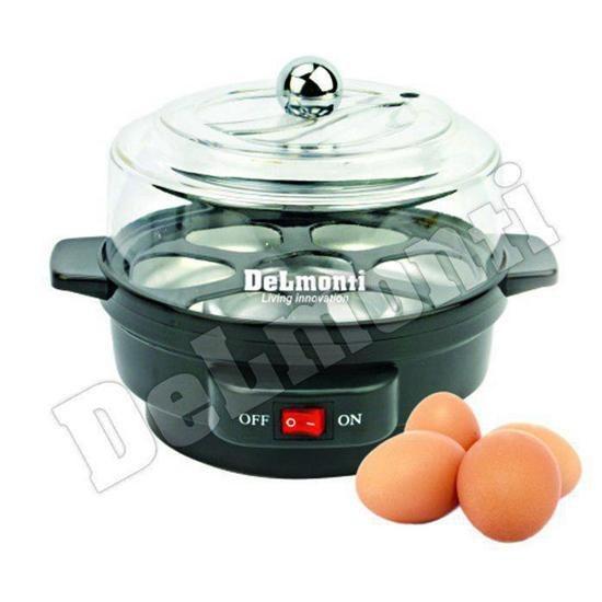 تصویر تخم مرغ پز ۷ تایی دلمونتی مدل DL675 تخم مرغ پز ۷ تایی دلمونتی مدل DL675
