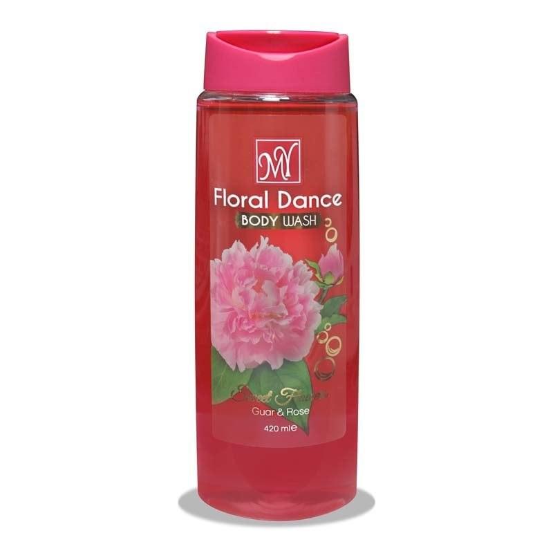 تصویر شامپو بدن مای مدل Floral Dance