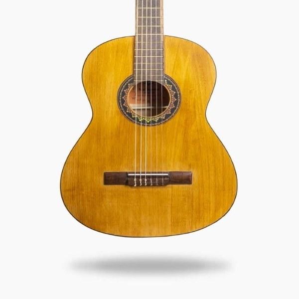 تصویر گیتار کلاسیک mat مت مدل 002 آکبند