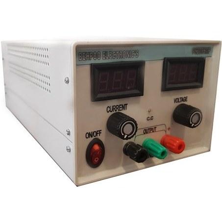 منبع تغذیه متغیر ماژولار (1.5V~30V - 3A) مارک BEHPOO