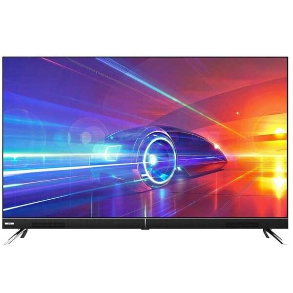 تلویزیون ال ای دی هوشمند 55 اینچ G plus مدل 55KU722S