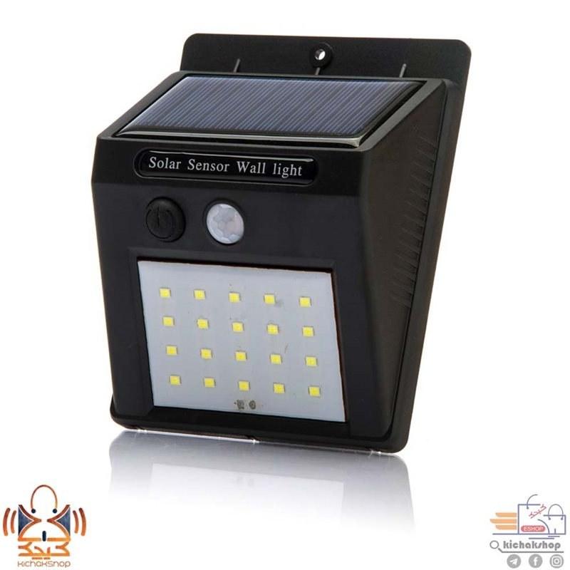 لامپ خورشیدی سولار (بدون نیاز به باطری)