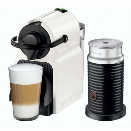 تصویر اسپرسوساز نسپرسو اینیسیا با کف شیر ساز مورفی Inissia and Milk