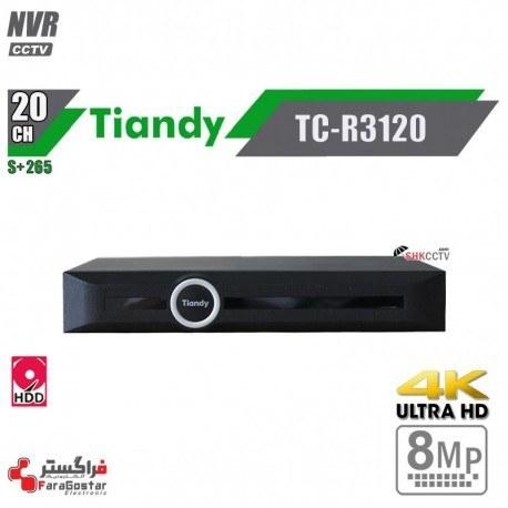 main images دستگاه NVR تحت شبکه تیاندی TIANDY TC-R3120