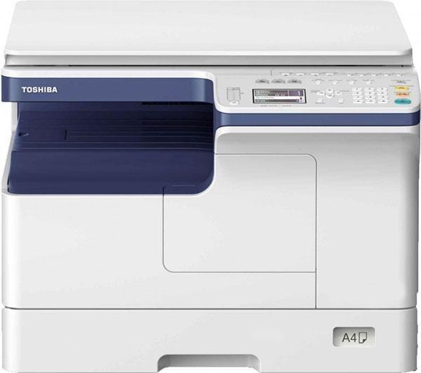تصویر دستگاه کپی توشیبا مدل ای استادیو ۲۰۰۷ مجهز به تغذیه خودکار و کپی دورو خودکار TOSHIBA e-STUDIO 2007 with ADF & Dublex 1 Cassette Copier Machine
