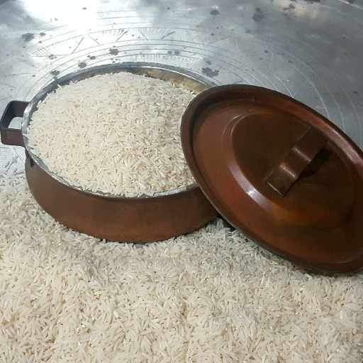 برنج طارم هاشمی ارگانیک گیلان-ارسال رایگان- 10 کیلویی | کد تخفیف ارسال رایگان mahparfs