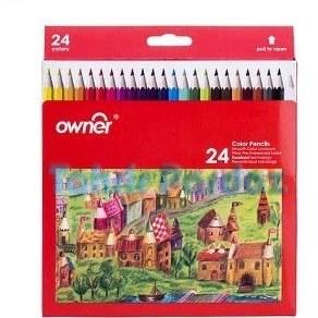 مداد رنگی اونر 24رنگ  