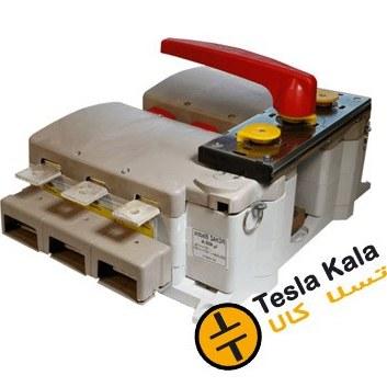 تصویر کلید گردان 2 طرفه 250 آمپر PICHAZ مدل IDS-D251 changeover