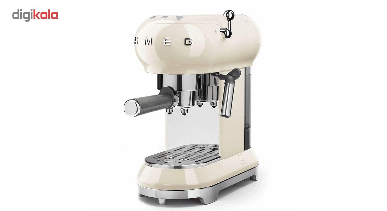 img اسپرسوساز اسمگ مدل ECF01 Smeg ECF01 Espresso Maker