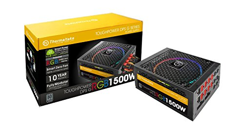 Thermaltake Toughpower DPS G RGB 1500W Digital 80 ...
