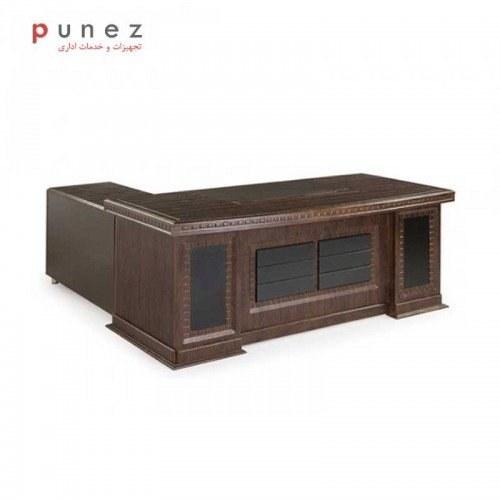 میز مدیریت مدل البرز رایان میز-مبلمان اداری-رایان میز |
