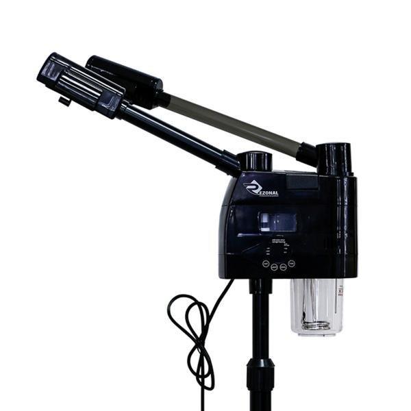 تصویر دستگاه بخور لمسی دو لول سرد و گرم ازون دار  Hot and cold fumigator