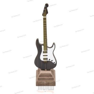 گیتار الکتریک دکوری چوبی مدل S1 |