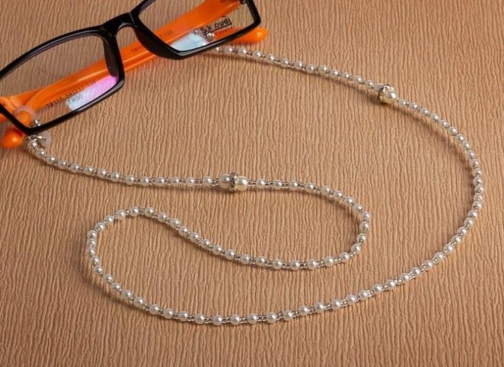 بند عینک مرواریدی