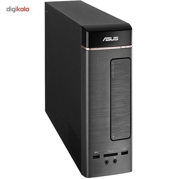 تصویر کامپيوتر دسکتاپ ايسوس مدل K20CE-BH001D ASUS K20CE-BH001D Desktop Computer