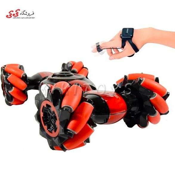 تصویر اسباب بازی ماشین کنترلی آفرود و دریفت حرفه ای-SUPER DOUBLE FLIP