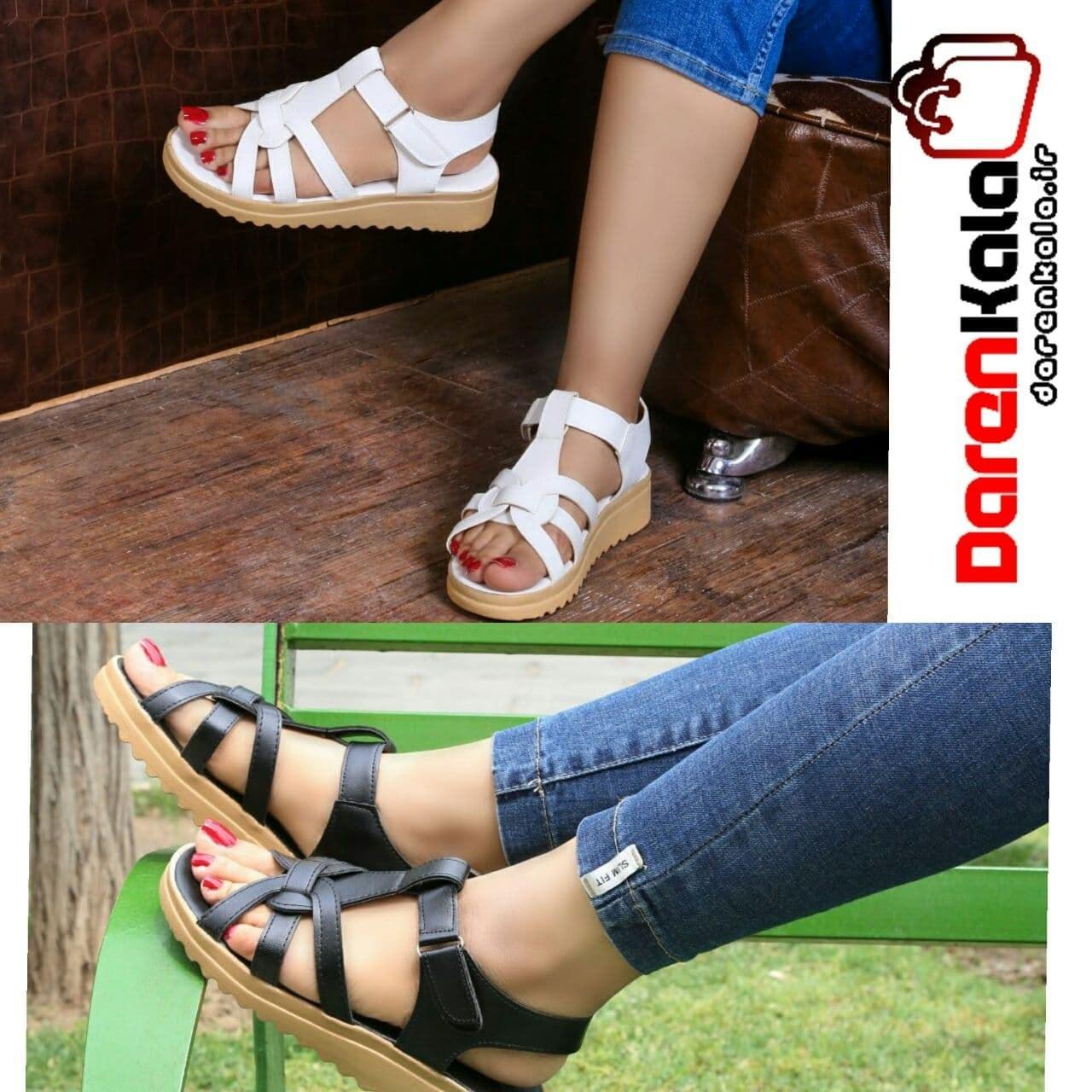 تصویر کفش صندل طبی زنانه دخترانهds00141