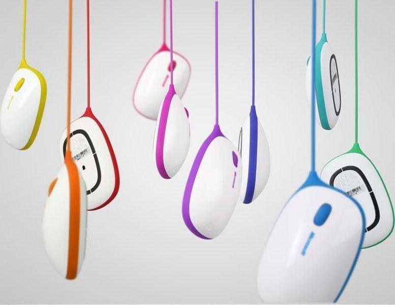 تصویر ماوس مايکروسافت اکسپلورر تاچ ماوس Microsoft Express Mouse