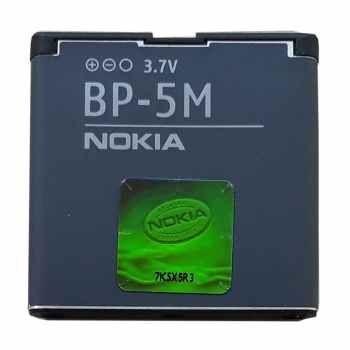 باتری موبایل مدل BP-5M با ظرفیت 900 میلی آمپر ساعت             غیر اصل