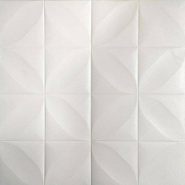تصویر دیوارپوش فومی چسبی طرح چهارپر