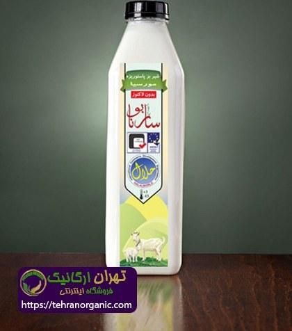تصویر شیر بز ارگانیک 500 سی سی (یک عددی)