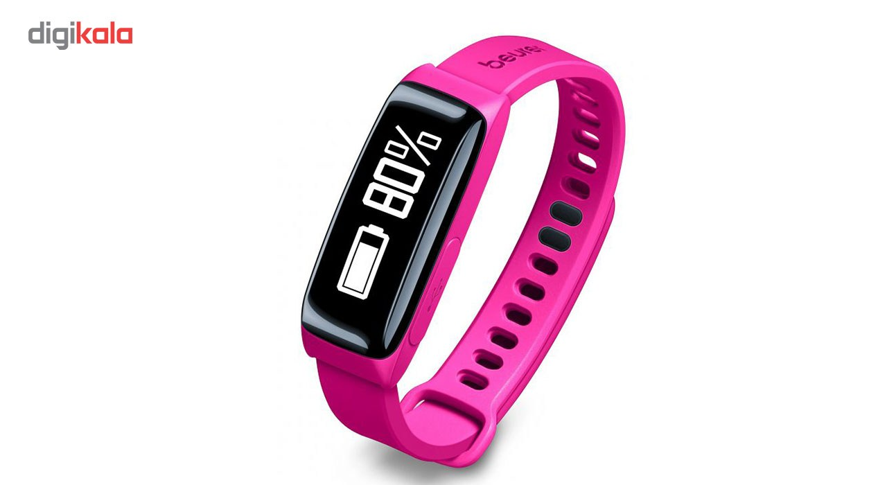 img مچ بند هوشمند بیورر مدل AS81 BodyShape Beurer AS81 BodyShape Smart Band