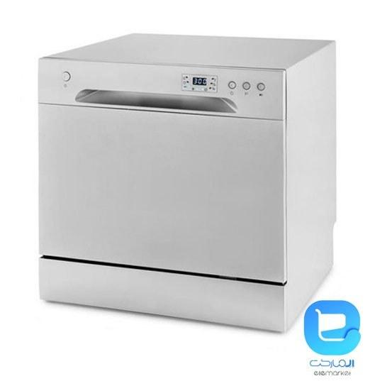 تصویر ماشین ظرفشویی 8 نفره الگانس مدل WQP8-3803A Elegance WQP8-3803A Dishwasher