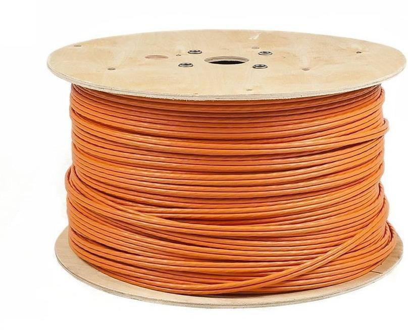 کابل شبکه Cat ۷ SFTP نگزنس تست فلوک به طول ۵۰۰ متر