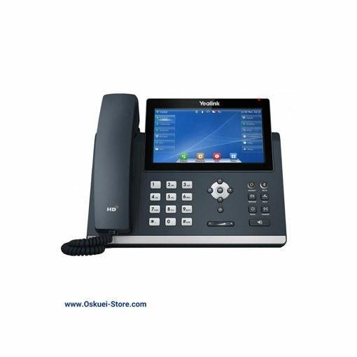تصویر تلفن تحت شبکه یالینک مدل SIP T48U