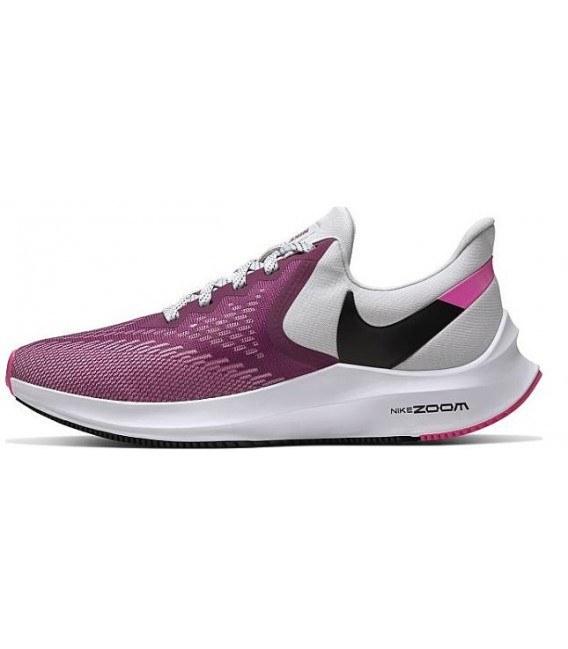 کتانی رانینگ زنانه نایک Nike Air Zoom Winflo 6 AQ8228-602