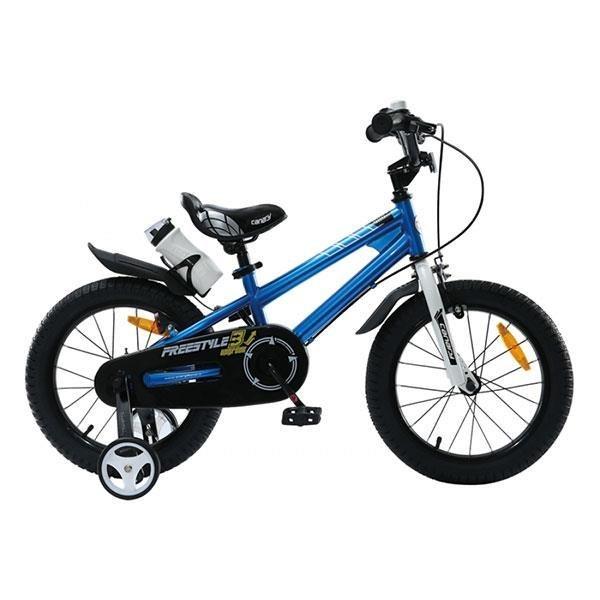 دوچرخه شهری قناری مدل Freestyle سایز 12