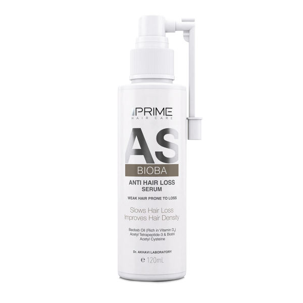 تصویر سرم تقویت کننده و ضد ریزش مو آ اس PRIME Prime AS Bioba Anti Hair Loss Serum
