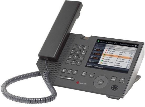 تصویر Polycom CX700 IP Phone پلیکام قیمت   به شرط خرید تیمی