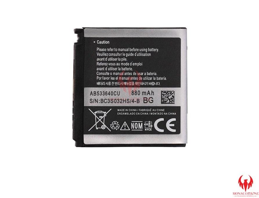 تصویر باتری اصلی موبایل سامسونگ S3600 Samsung S3600 battery