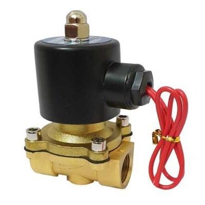 تصویر شیر برقی مدل 2w-160-15-1/2-220