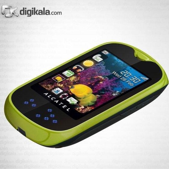 img گوشي موبايل آلکاتل او تي-708 وان تاچ ميني Alcatel OT-708 One Touch Mini