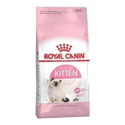 تصویر غذای خشک گربه رویال کنین مدل Kitten Royal Canin Kitten