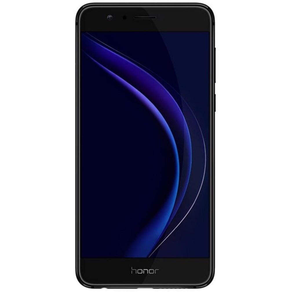 Huawei Honor 8 گوشی هوشمند 32 گیگابایتی دوربین دوگانه - گارانتی ایالات متحده (نیمه شب سیاه)