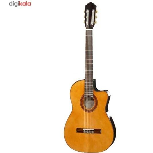 img گيتار کلاسيک هافنر مدل HAC204-CE Hofner HAC204-CE Classical Guitar