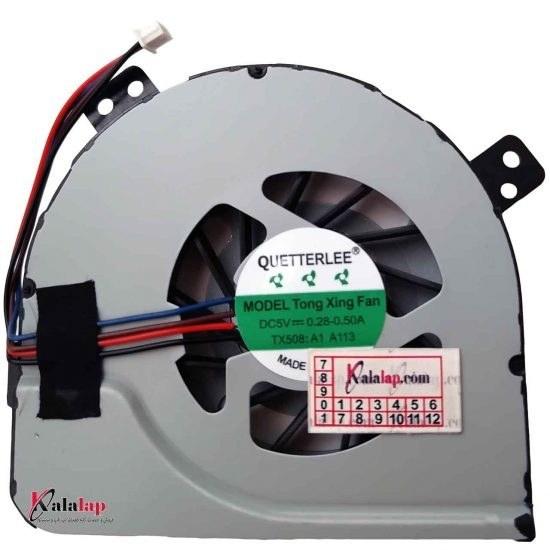 تصویر فن لپ تاپ لنوو FAN LENOVO P500 CPU Fan Compatible for Lenovo P500 z500 z400 Laptop CPU Cooling Fan Cooler MG60090V1-C170-S99