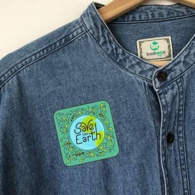 تصویر پچ حرارتی  save the earth