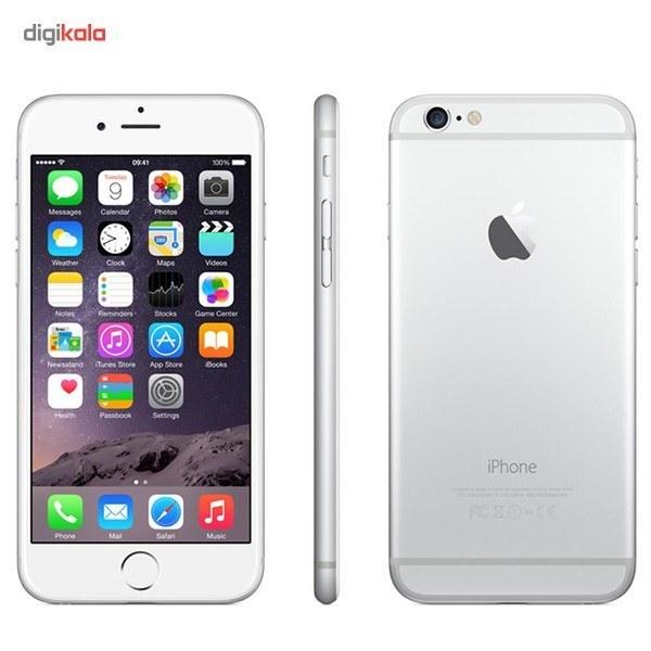 عکس گوشی موبایل اپل مدل iPhone 6 ظرفیت 64 گیگابایت Apple iPhone 6 64GB Mobile Phone گوشی-موبایل-اپل-مدل-iphone-6-ظرفیت-64-گیگابایت 3