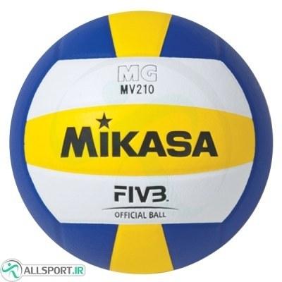 توپ والیبال میکاسا مدل Volleyball Mikasa MV 210