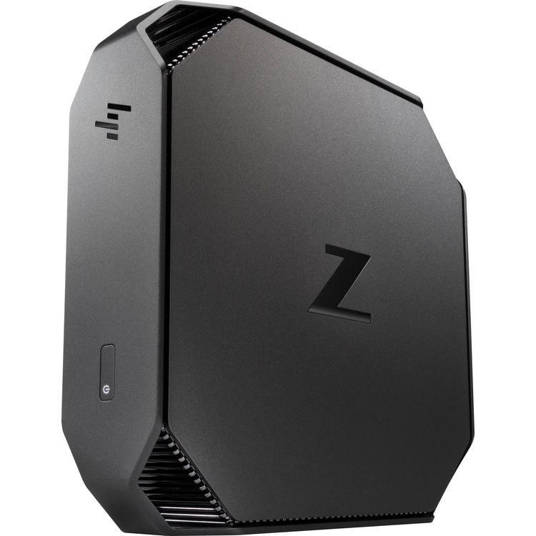 کامپیوتر دسکتاپ اچ پی مدل Z۲ Mini G۴ Workstation با پردازنده i۷ | HP Z2 Mini G4 SFF Workstation Core i7 8GB 2TB With 250GB 2GB Desktop Computer