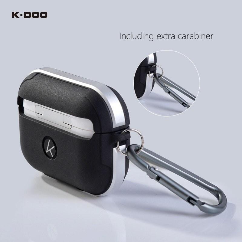 تصویر کاور برند کی دو K-DOO مدل CRASHGUARD مناسب ایرپاد پرو