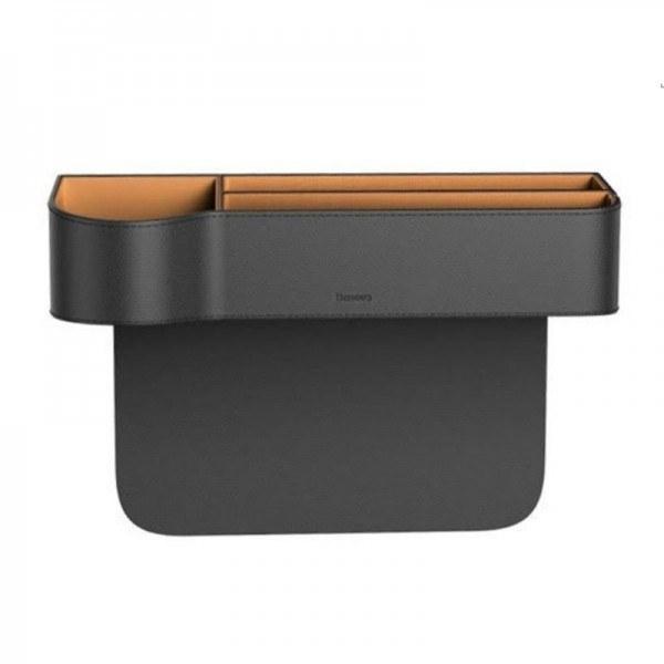 تصویر جعبه نظم دهنده داخل خودرو بیسوس Baseus Elegant Car Storage Box