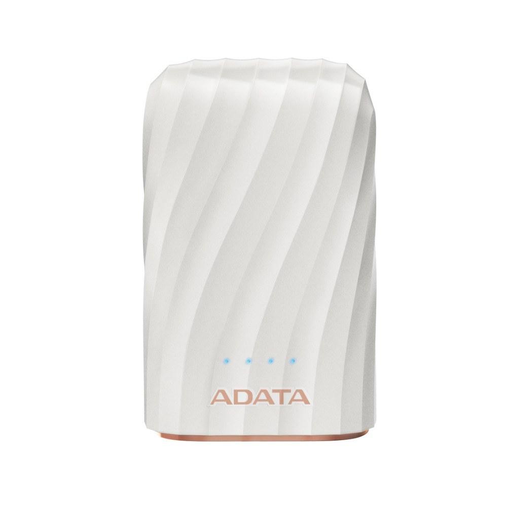 تصویر پاور بانک 10050mAh ای دیتا مدل ADATA P10050C