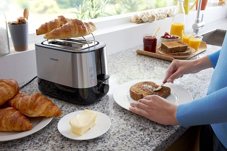 تصویر توستر فیلیپس HD2637 Philips HD2637 Toaster