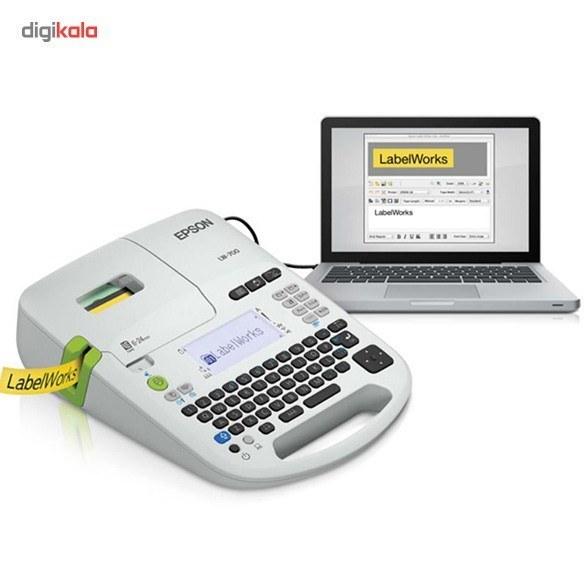 تصویر لیبل زن حرارتی اپسون مدل LW-700 Epson LW-700 Label Printer