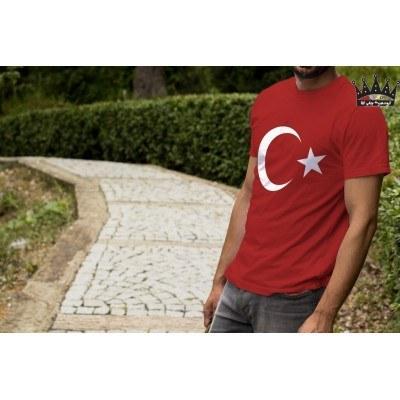 تیشرت پرچم ترکیه